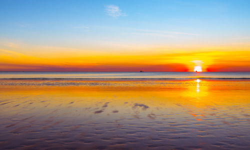 Cable Beach Sunset by Dan Avila